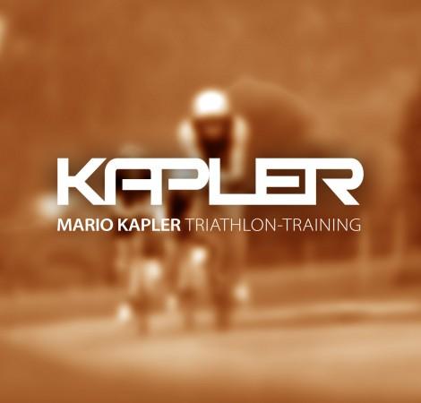Mario Kapler Triathlon-Training